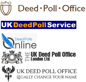 UK Deed Poll Office London